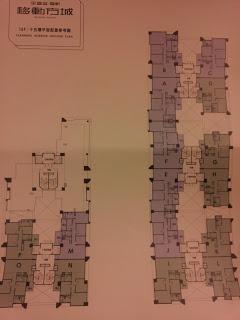 移動方城格局圖