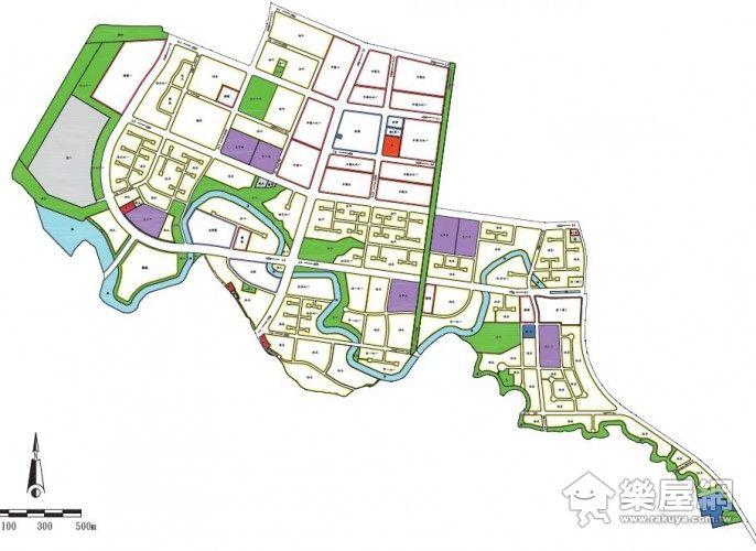 淡海新市鎮到底有多大?