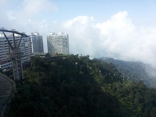 馬來西亞-吉隆坡大街、小巷、城市、山上三天二夜深度之旅