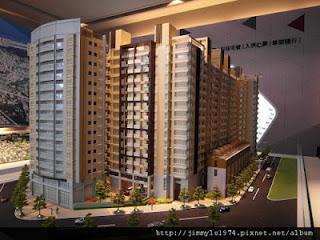 鴻築建設「MM21」看屋分享