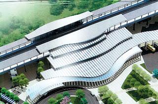 雲林高鐵站年底動工 房價跟漲
