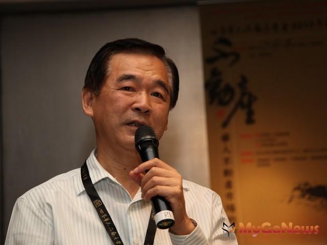 針對2013年房產趨勢,王應傑依然看好不動產業發展