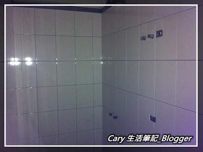 富爸爸財務自由實踐之路(9)浴室防水、貼磚