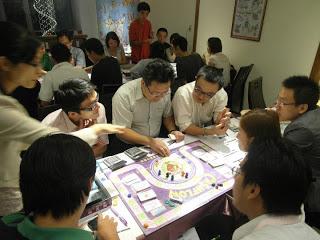 三小時的時間建立改變一生的理財觀念-新竹富爸爸現金流理財遊戲體驗活動